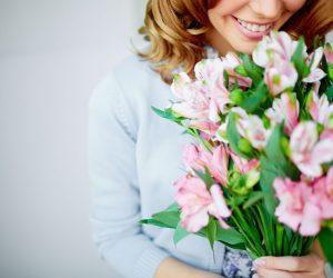 Blumen-eins